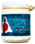 Ароматна свещ - For the Greater Good, 212 ml - 1t