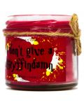 Ароматна свещ - I don't give a Gryffindamn, 130 ml - 2t