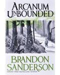 Arcanum Unbounded: The Cosmere Collection - 1t