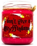 Ароматна свещ - I don't give a Gryffindamn, 212 ml - 1t