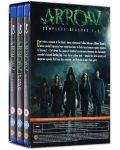 Arrow - Seasons 1-3 (Blu-Ray) - 2t
