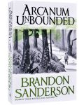 Arcanum Unbounded: The Cosmere Collection - 2t
