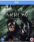 Arrow Season 1-4 (Blu-Ray) - 3t