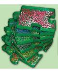 Комплект сортери за пъзелни части Art Puzzle - 6 броя - 2t