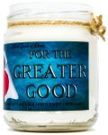 Ароматна свещ - For the Greater Good, 212 ml - 2t