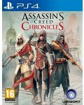 Assassin's Creed Chronicles Pack (PS4) - 1t