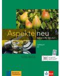 Aspekte Neu C1: Lehrbuch / Немски език - ниво С1: Учебник - 1t