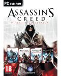 Assassin's Creed Ultimate Collection (PC) - 1t