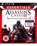 Assassin's Creed II GOTY - Essentials (PS3) - 1t