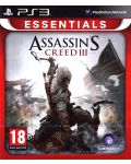 Assassin's Creed III - Essentials (PS3) - 1t