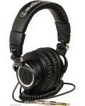 Слушалки Audio-Technica ATH-M50 - черни - 2t