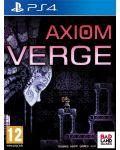 Axiom Verge (PS4) - 1t