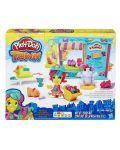 Play Doh Town - Магазин за домашни любимци - 4t