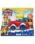 Play Doh Town - Противопожарен камион - 5t