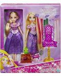 Игрален комплект Hasbro Disney Princess - Салон за красота на Рапунцел - 1t