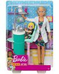 Игрален комплект Mattel Barbie - Зъболекарка - 6t