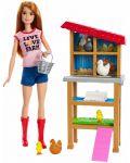 Игрален комплект Mattel Barbie - Фермерка - 1t