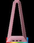 Гейминг аксесоар Razer Base Station Chroma - Quartz, розов - 2t