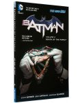 Batman Volume 3: Death of the Family (The New 52)-2 - 3t