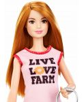 Игрален комплект Mattel Barbie - Фермерка - 5t