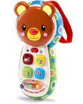Бебешки играчка Vtech - Телефон, меченце - 1t