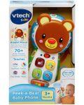 Бебешки играчка Vtech - Телефон, меченце - 5t