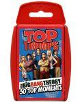 Игра с карти Top Trumps - The Big Bang Theory - 1t