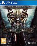 Blackguards 2 (PS4) - 1t