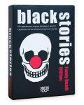 Парти настолна игра Black Stories - Funny Death Edition - 1t
