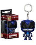 Ключодържател Funko Pocket Pop! Power Rangers - Blue Ranger - 2t