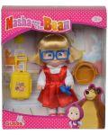 Кукла Simba Toys Маша и Мечока - Даша, братовчедката на Маша - 2t