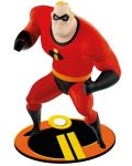 Комплект фигурки Bullyland Incredibles 2 - Господин Феноменален и Еластина - 3t