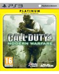 Call of Duty 4: Modern Warfare - Platinum (PS3) - 1t