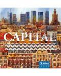 Настолна игра Capital, стратегическа - 2t