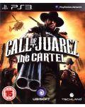 Call of Juarez: The Cartel (PS3) - 1t
