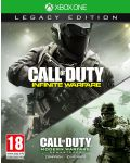 Call of Duty: Infinite Warfare + Call of Duty 4 Remastered (Xbox One) - 1t