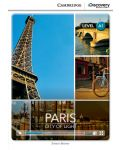 Cambridge Discovery Education Interactive Readers: Paris. City of Light - Level A1 (Адаптирано издание: Английски) - 1t