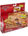 Игрален комплект Mattel Cars Story Sets - Tractor Tippin, Deluxe - 4t