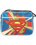 Чанта Half Moon Bay Superman - Retro - 1t