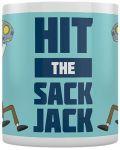 Чаша GB еye Rick and Morty - Hit The Sack Jack, 300 ml - 2t