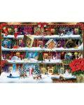 Пъзел Eurographics от 300 XL части - Коледни приказки, Пол Норман - 2t