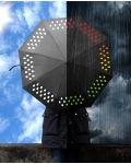 Чадър с променящи се цветове - 19t