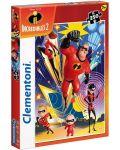Пъзел Clementoni от 250 части - Феноменалните 2 - 1t