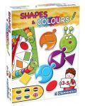 Детска игра Clementoni - Цветове и форми - 1t