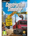 Construction Simulator Gold (PC) - 1t