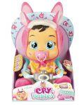 Плачеща кукла със сълзи IMC Toys Cry Babies - Лена, лама - 4t
