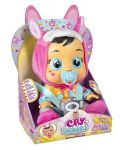 Плачеща кукла със сълзи IMC Toys Cry Babies - Лена, лама - 3t