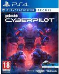 Wolfenstein: Cyberpilot VR (PS4 VR) - 1t