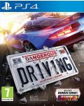 Dangerous Driving (PS4) - 1t