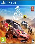 Dakar 18 (PS4) - 1t